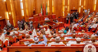 kay's report: UPDATE! Nigerian House Of Reps Approves Buhari's Request To Source N850bn
