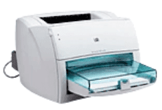 Impressora HP LaserJet 1000