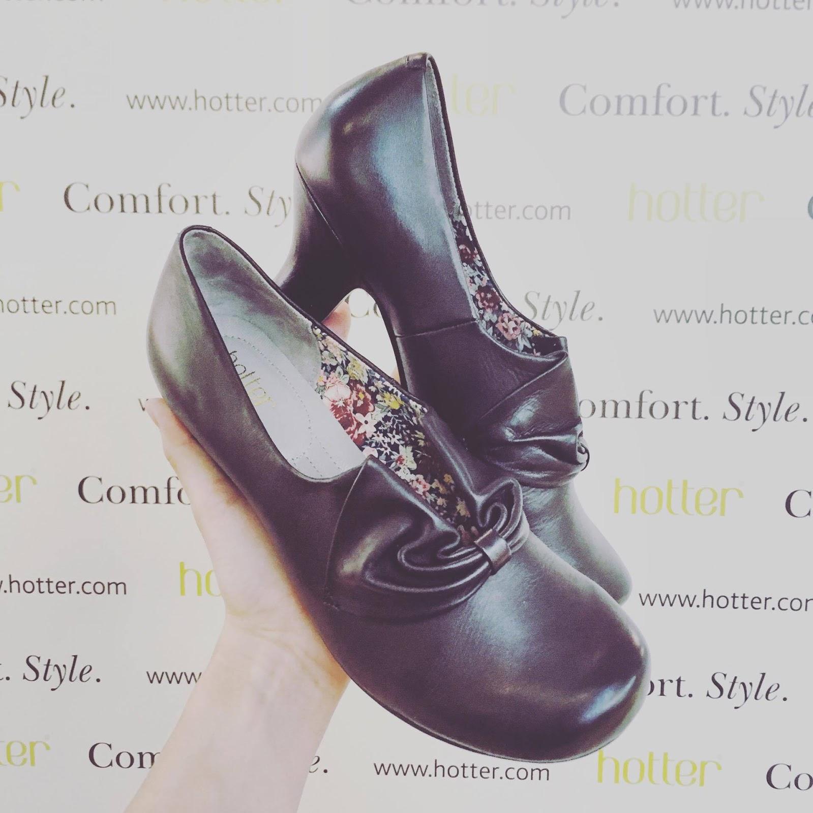 Donna Heels Hotter Shoes