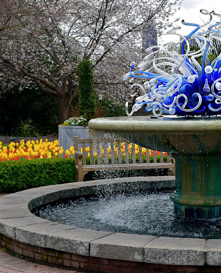 Atlanta Botanical Garden Skyline Gardens: Wanderlust ATLANTA