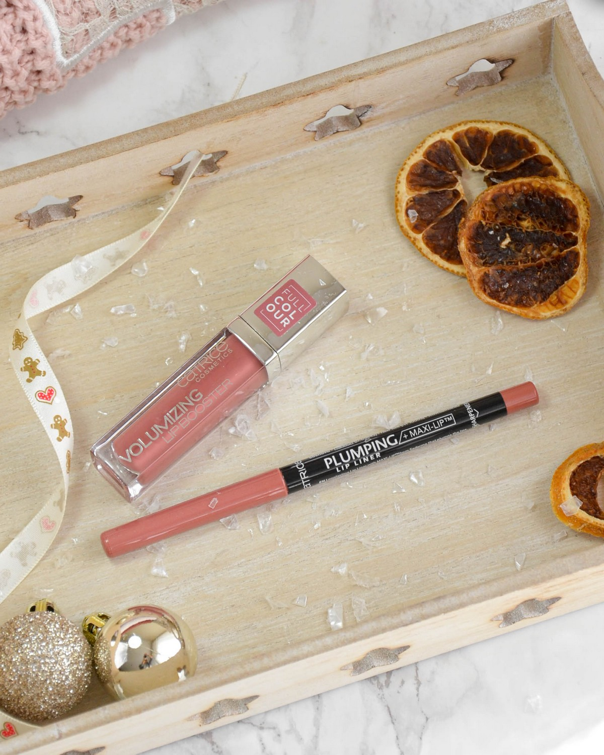 Catrice New Lip Products (Volumizing Lip Booster and Plumping Lip Liner)
