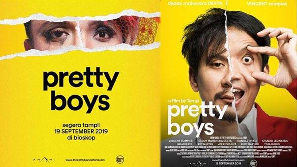 Review Film Pretty Boys (2019) indonesia
