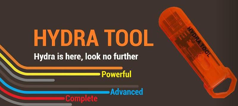 Hydra Software Tool 2.0.5 Crack [MAC-WIN] Torrent Key Free Download