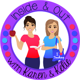 grab button for Inside & Out with Karen & Kelie
