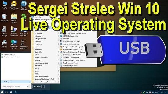 WinPE 10-8 Sergei Strelec (x86/x64) 2021.07.21 Download Grátis