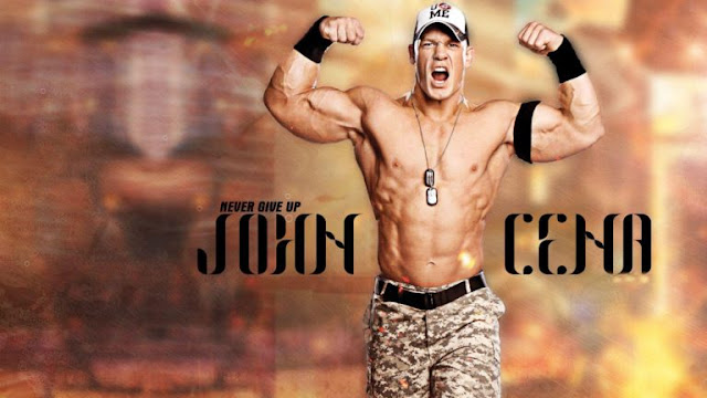 John Cena Be Strong HD Wallpaper