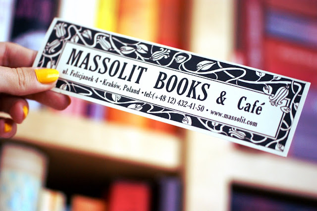 Massolit Books Krakow www.nanawhatelse.at