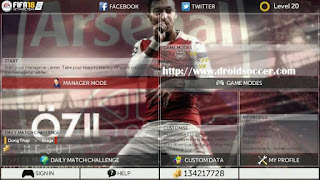 Download FTS Mod FIFA 18 Ultimate Remod by Kikok Continue