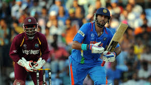 Yuvraj Singh 113 - India vs West Indies 42nd Match ICC Cricket World Cup 2011
