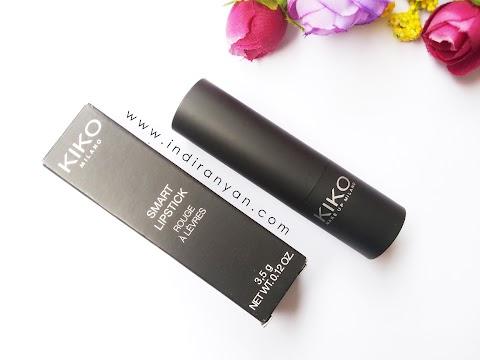 [REVIEW] KIKO Smart Lipstick - #909 Cherry Red*