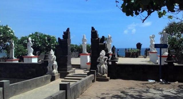 Pantai Ngobaran Gunung Kidul Yogyakarta