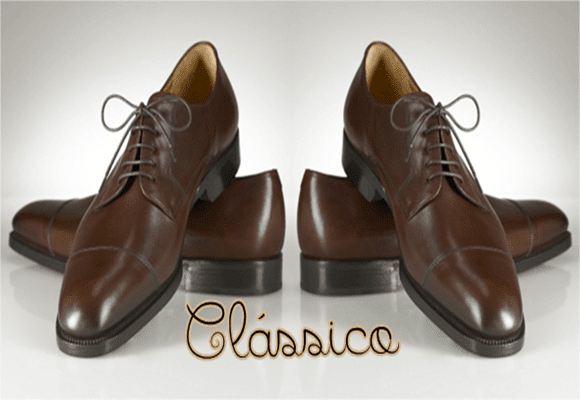Sapatos-clássico
