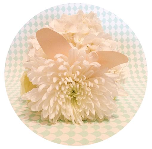 Bunny Bouquet by Love. Luck. Kisses & Cake  |  LLK-C.com