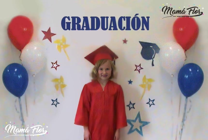 Fiesta de Graduación en casa