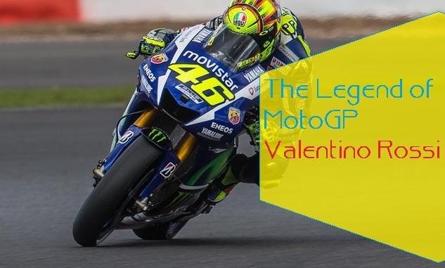 The Legend Of MotoGP