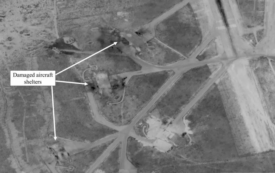 Bombardeos de EEUU, Francia y Reino Unido en Siria y derecho