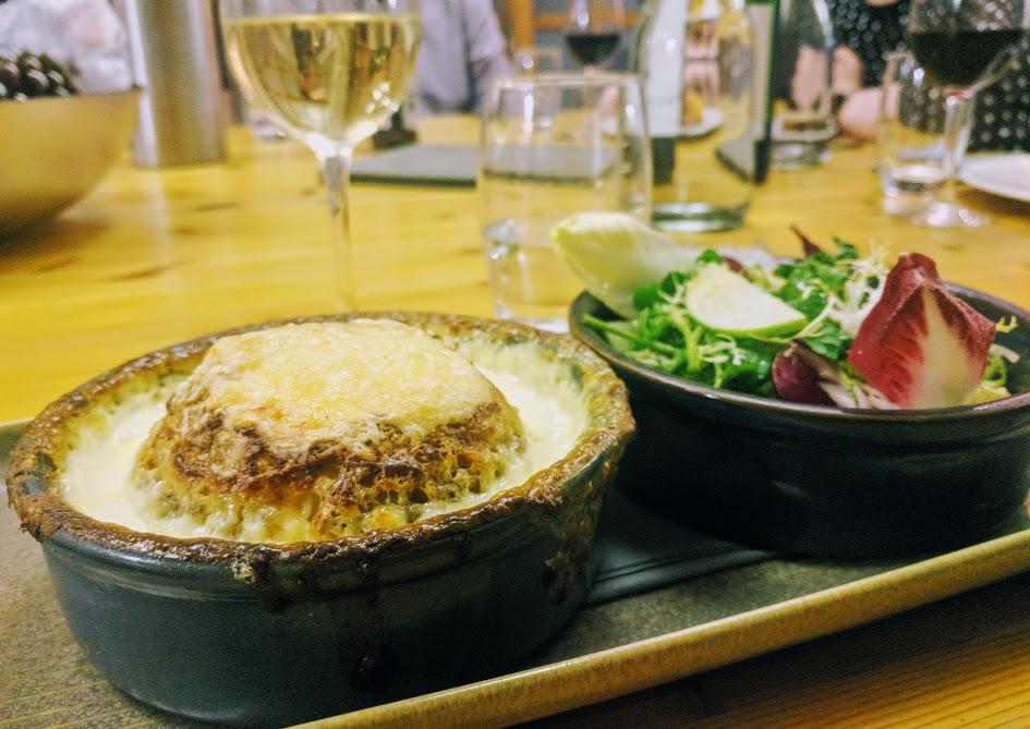 A Grown-Up Festive Weekend in Ouseburn - Artisan cheese souffle