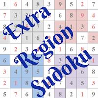Extra Region Sudoku