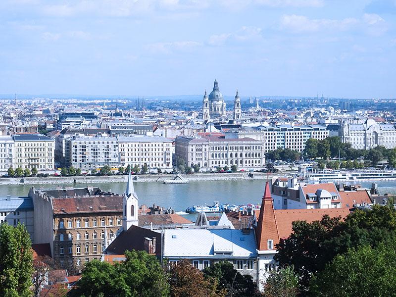 Budapest_View_Bazilika