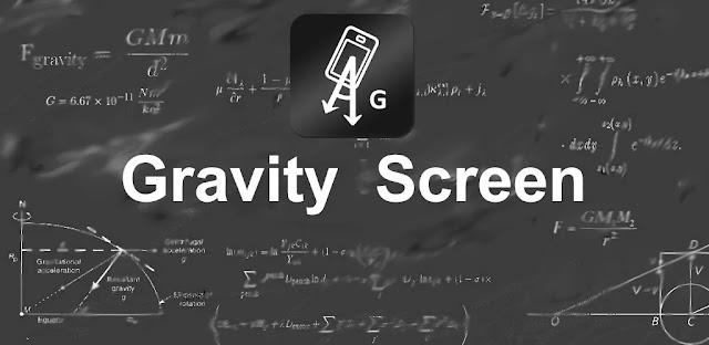 تنزيل Gravity Screen Pro - On / Off تطبيق  لتشغيل شاشة الهاتف وإيقافها تلقائيًا
