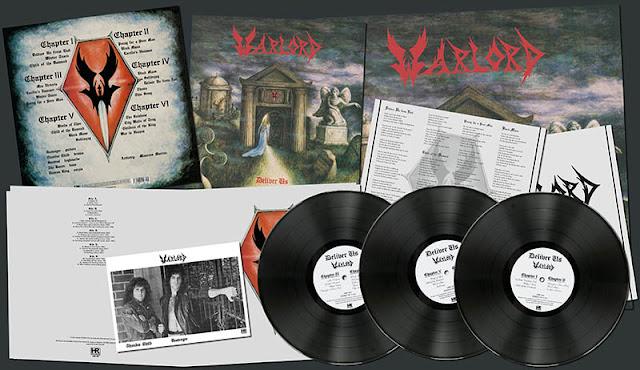 """Το τραγούδι των Warlord """"Child of the Damned"""" από την επανακυκλοφορία του album """"Deliver Us"""""""