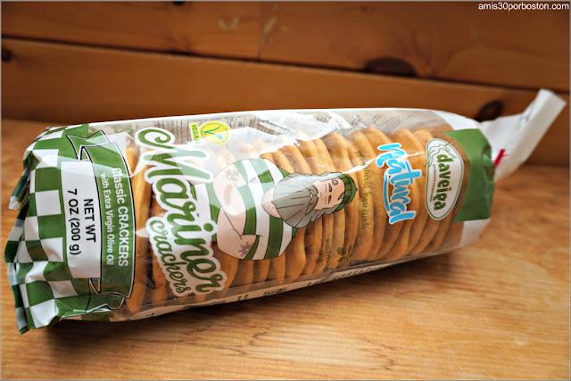 Crackers Españolas en los Comercios de Massachusetts