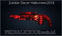 Zombie Slayer Halloween2019