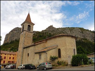 Iglesia de Orpierre