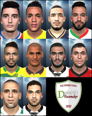 Algeria Big Facepack #2 By DzGeNiO