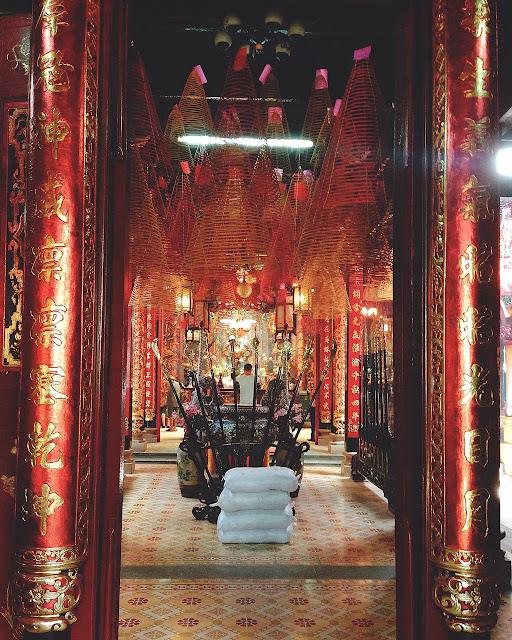 Ong Pagoda (District 5)