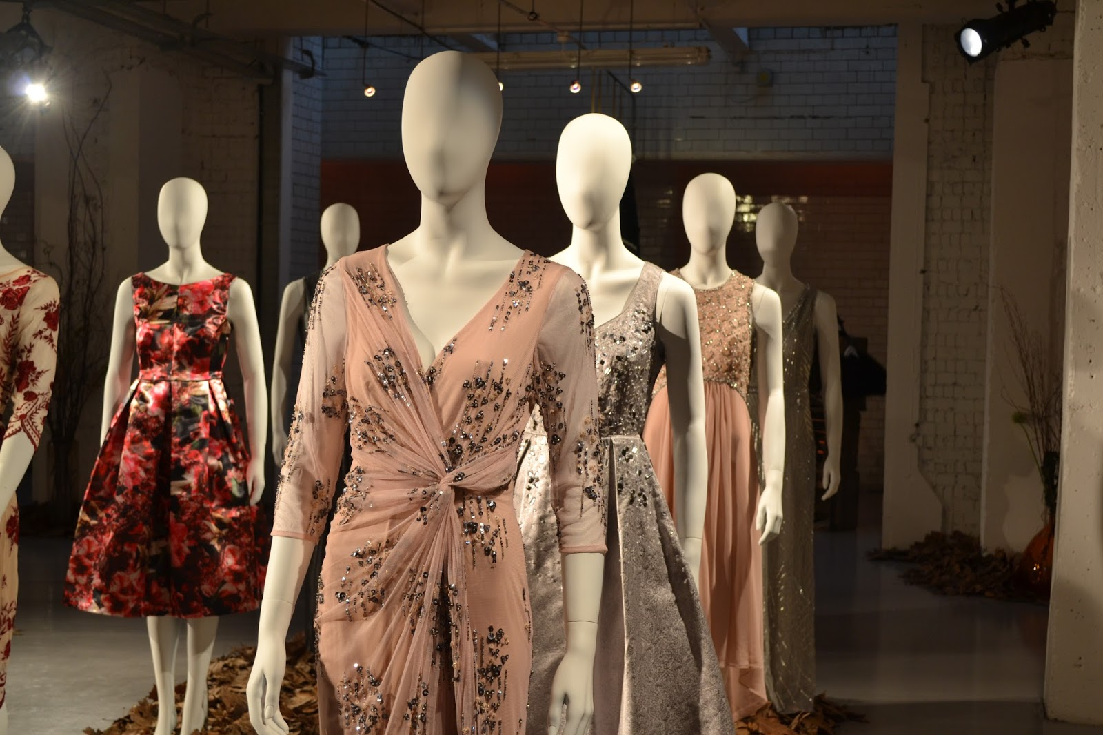 Debenhams AW14 collection Jenny Packham