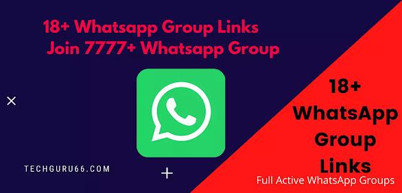 18+ whatsapp groups