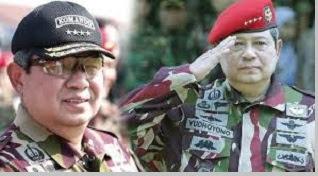 Biografi dan profil Susilo Bambang Yudhoyono