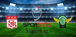 Sivasspor - AkhisarsporCanli Maç İzle 11 Şubat 2019