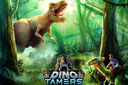 Download Game Android Dino Tamers