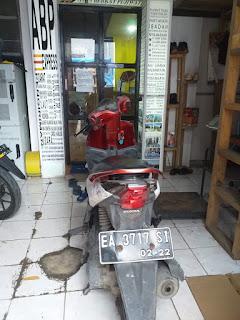 pengiriman motor makassar