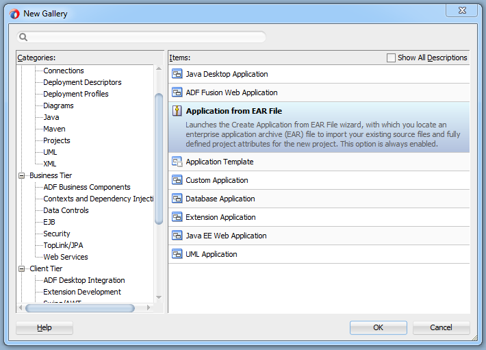 rsantrod's Blog: ADF 12 2 1: Using the Theme Editor