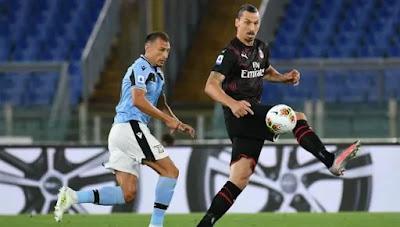 التشكيل الرسمي لمواجهة نابولي ضد ميلان