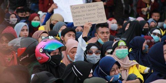 BEM SI dan Gasak Ancam Gelar Demo Besar-besaran di Jakarta