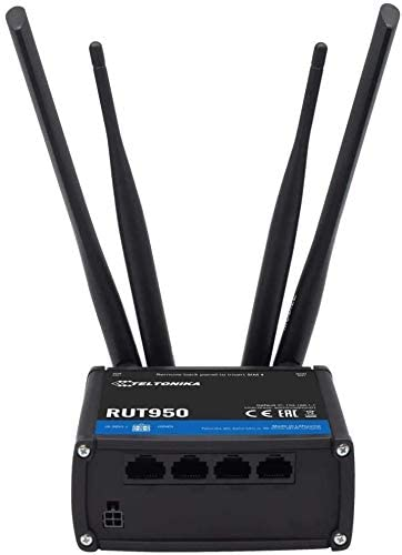 Review Teltonika RUT950 4G LTE WiFi router US Verizon