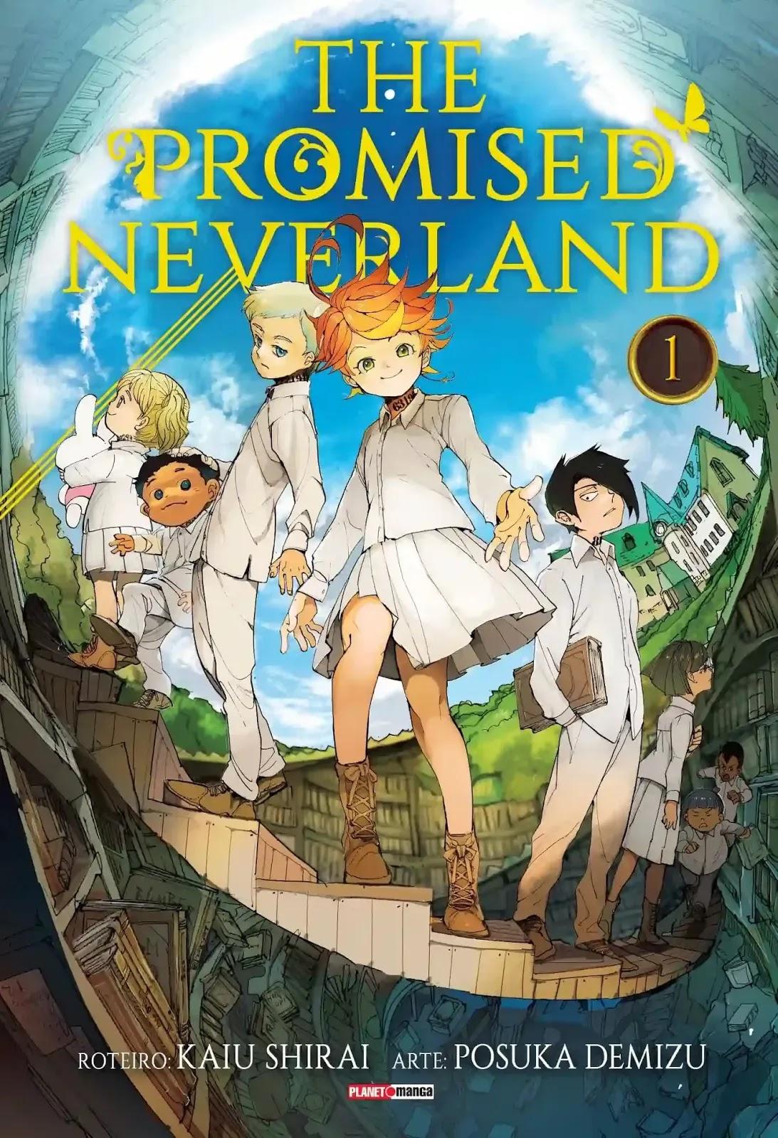 Yakusoku no Neverland (Manga)