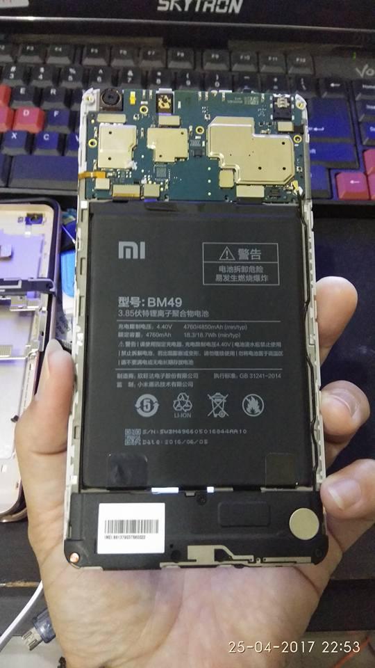 Cara Mengatasi Xiaomi Mi Max Mati Total Flash Reset