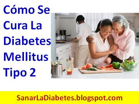 tratamiento natural de diabetes mellitus