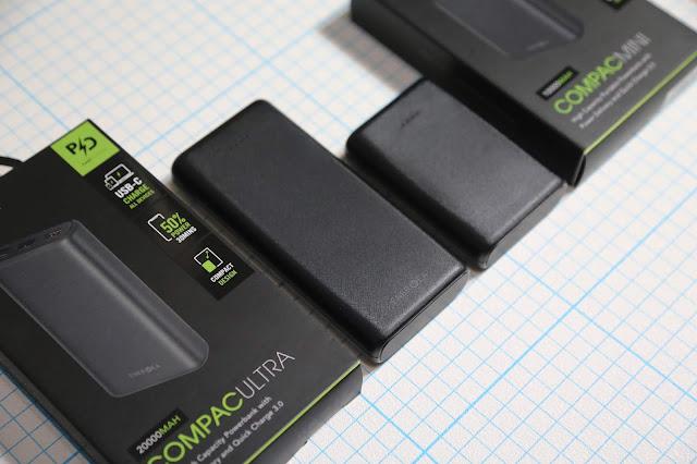 ENERGEA COMPAC 行動電源:5V / 9V 雙電壓輸入+智慧快充 4.0 技術的高效充電夥伴