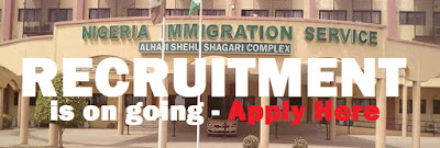 NIS building for Immigration Recruitment