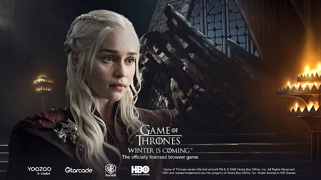 Game of Thrones Winter is Coming defend against White Walkers