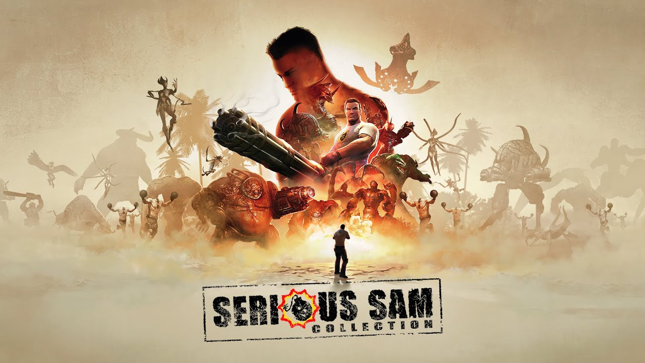 Serious Sam Collection delivers ultimate mayhem to PlayStation 4, Xbox One, and Nintendo Switch