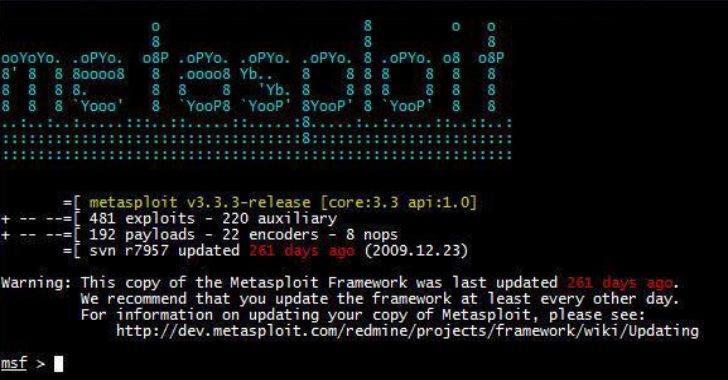 Exploitivator : Automate Metasploit Scanning And Exploitation