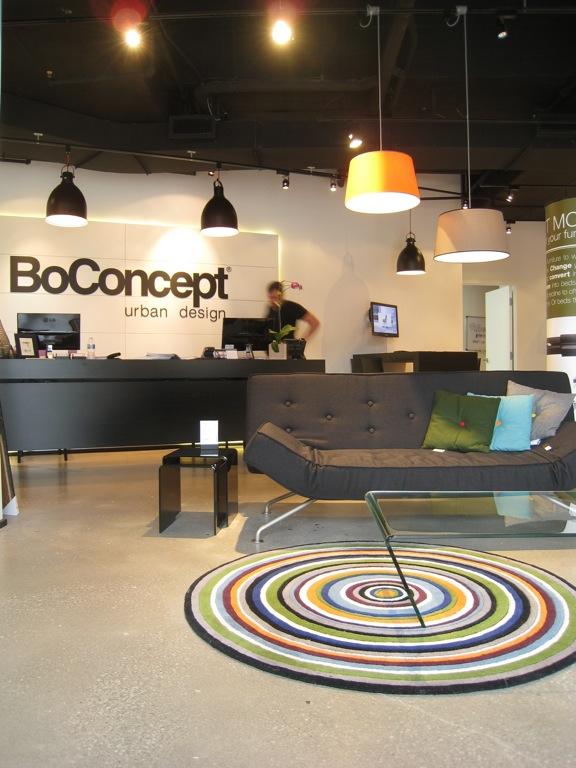 design maze modern chic boconcept. Black Bedroom Furniture Sets. Home Design Ideas