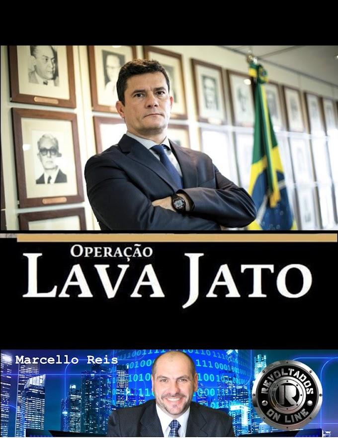 Força-tarefa da Lava Jato 'tem que continuar' diz Sergio Moro Ministro da Justiça